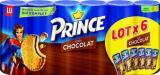 biscuits prince au chocolat de lu