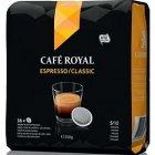 dosettes de cafe cafe royal