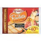 fromage pour raclette format familial 26% matgr presiden