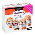 mini pot de creme galcee caramel attraction haagen-dazs