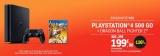 photo PS4 Slim 500 Go (Noir) + Dragon Ball FighterZ à 199,90€