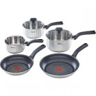 set 7 pieces comfort max inox tefal