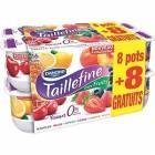 taillefine aux fruits 0% danone