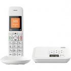 photo Téléphone numérique gigaset e370 a blanc