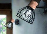 applique nature metal noir / bois seynave clayton