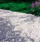 graviers marbre blanc 8/16mm 35 kg