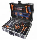 Malette à outils de mécanicien 130 pièces DEXTER
