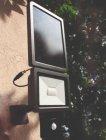 projecteur a detection solaire orientable watt home