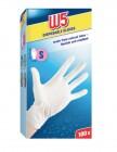 100 gants jetables en latex