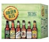 photo 12 bières Golden Ales