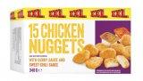 photo 15 nuggets de poulet