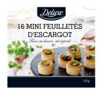 16 mini feuilletes descargots