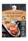 photo 2 cuisses de canard confites IGP du Sud-Ouest