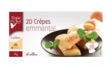 20 crepes au fromage