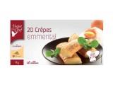 20 crepes emmental