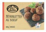 30 boulettes au buf