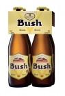 photo 4 bières blondes Bush