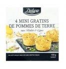4 mini gratins de pommes de terre