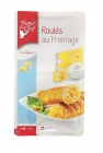 4 roules au fromage