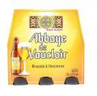 photo 6 bières abbaye de vauclair