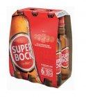6 bieres super bock