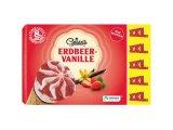 8 cones vanille-fraise xxl