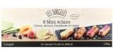 8 mini eclairs fruites