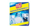 8 pastilles de detartrage