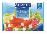 9 brochettes de fromage frais au saumon msc