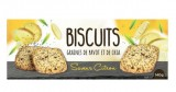 photo Biscuits graines de pavot et de chia