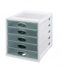 bloc de classement a tiroirs