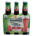 boisson a base de biere sans alcool saveur framboise
