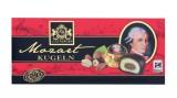 bouchee de massepain amande et pistache