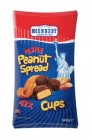 bouchees chocolat au beurre de cacahuete