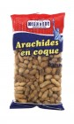 cacahuetes grillees avec coque