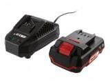chargeur et batterie compatibles serie parkside x 20 v team