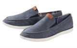 chaussures en toile homme
