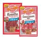 cochonou rosette ou saucisson sec