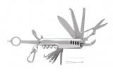 couteau multifonction ou couverts de camping