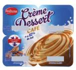 photo Crème dessert