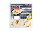 eminces daiguillettes de poulet cuites roties