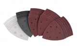 feuilles abrasives pour ponceuse triangulaire