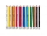 feutres ou crayons de couleur