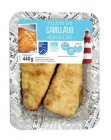 filets de cabillaux msc facon fish chips