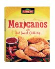 filets de poulet panes mexicanos