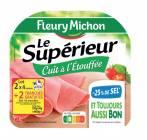 photo Fleury michon jambon supérieur