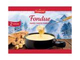 fondue classique au fromage suisse