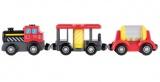 locomotive ou train a pile