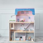 photo Maison de poupée en bois XXL