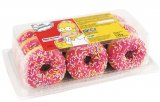 photo Mini Donuts The Simpsons glaçage rose
